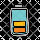 Battery Medium Hardware Icon