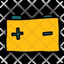 Battery Automobile Icon