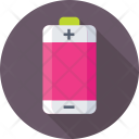 Battery Power Charging Icon