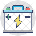 Battery Car Auto Icon