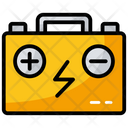 Energy Saver Battery Power Conservation Icon
