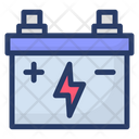 Battery Car Battery Electronic Device Icon