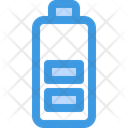 Low Battery Charge Battery Hardware Icon