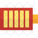Energy Charger Battery Icon