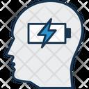 Battery Energy Recharge Icon