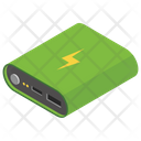 Power Battery Power Energy Power Container Icon