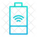 Smart Bettery Automation Internet Of Things Icon