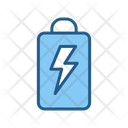 Battery Power Charging Battery Icon