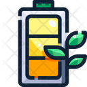 Power Power Plant Battery Icon