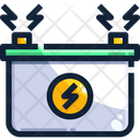 Battery Car Battery Truck Battery Icon
