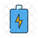 Battery Electric Battery Rechargeable Battery Icon