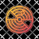 Battery Radar Signal Icon