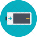 Battery Charging Positive Icon