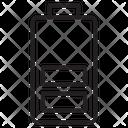 Battery Accumulator Power Icon