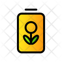 Green Ecologic Charging Icon
