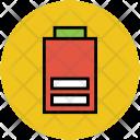 Battery Medium Charge Icon