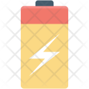 Battery Charging Level Icon