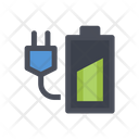 Power Factory Battery Icon