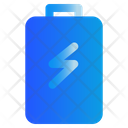 Battery Energy Mobile Icon