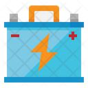 Battery Car Power Icon