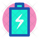Battery Hotel Room Icon