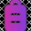Battery Full Battery Level Icon