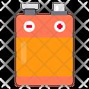 Battery Dc Electronics Icon