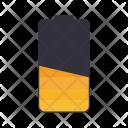 Battery Level Life Icon