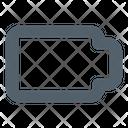 Battery Energy Multimedia Icon
