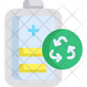 Battery Rechargeable Environment Icon
