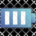 Battery Status Level Icon