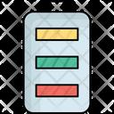 Battery Battery Level Full Battery Icon