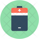 Battery Mobile Level Icon
