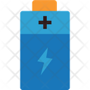 Battery Charge Electric Icon