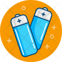Battery Charging Energy Icon