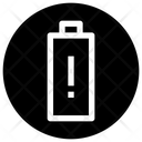 Battery Alert Low Battery Charge Battery Icon