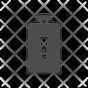 Battery Alert Battery Error Mobile Battery Icon