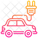 Battery Car Icon