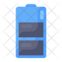 Battery Cell Electric Battery Charging Icon