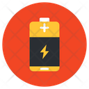 Battery Cell Energy Battery Power Cell Icon