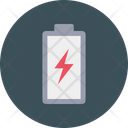 Battery Power Energy Icon