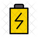 Charge Power Battery Icon