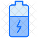 Battery Charge Battery Thunderbolt Icon