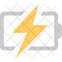 Battery Charge Medium Icon
