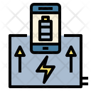 Charge Energy Wireless Icon