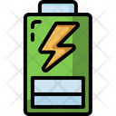 Battery Charging Battery Charging Icon