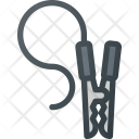 Battery charging equipment Icon