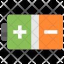 Battery Charging Symbol Icon