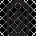Battery Eco Icon