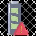 Artboard Battery Error Battery Issue Icon